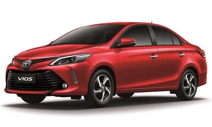 7 ไฮไลท์เด่น Toyota Vios 2017 ไมเนอร์เชนจ์ใหม่