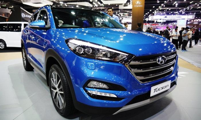 รถใหม่ Hyundai ในงาน Motor Expo 2016
