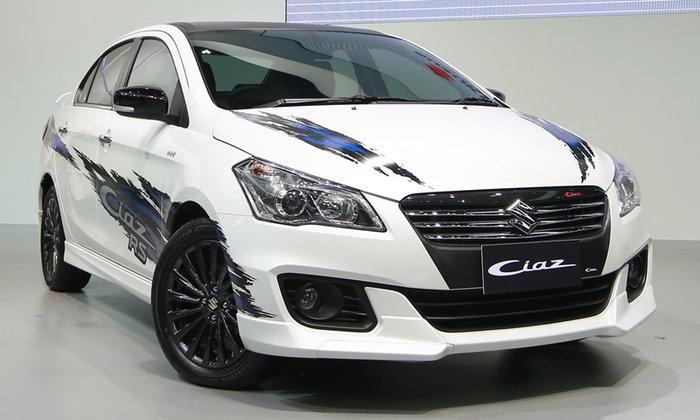 รถใหม่ Suzuki ในงาน Motor Expo 2016