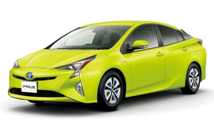 Toyota PRIUS คว้าอันดับหนึ่งยอดจำหน่ายรถยนต์ใหม่เดือนก.พ. ทิ้งห่าง Nissan NOTE ถึง 1,000 คัน