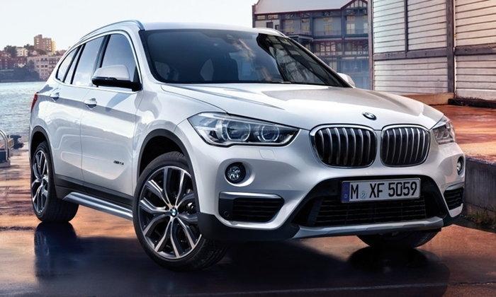 ราคารถใหม่ BMW ในตลาดรถยนต์ประจำเดือนมีนาคม 2560