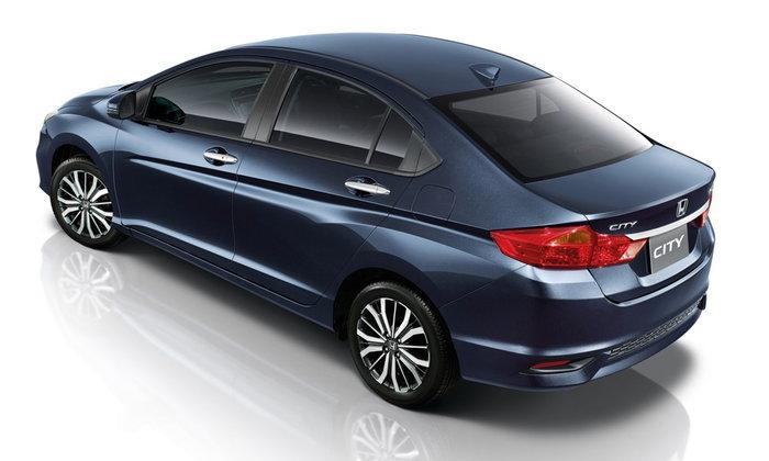 ราคารถใหม่ Honda ในตลาดรถยนต์ประจำเดือนกุมภาพันธ์ 2560