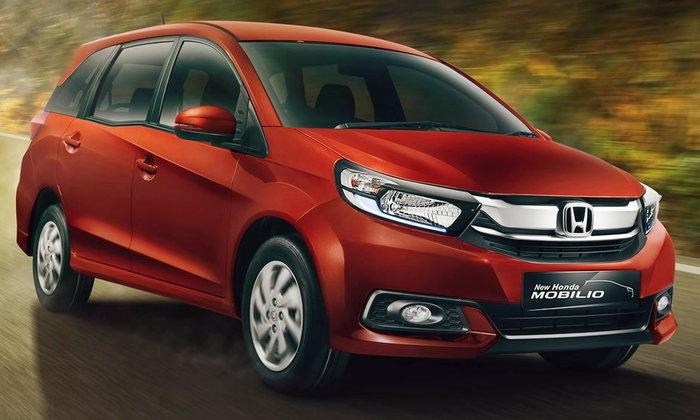 เปิดสเป็ค Honda Mobilio 2017 ไมเนอร์เชนจ์เวอร์ชั่นอินโดฯ มีอะไรใหม่บ้าง?