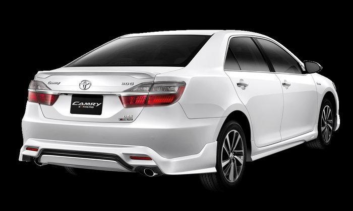Toyota Camry 2.0G Extremo 2017 ใหม่ เคาะราคา 1,525,000 บาท