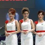 พริตตี้ HONDA Motor Expo 2012
