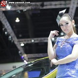 พริตตี้ Motor Show 2013