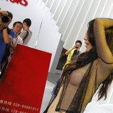 รวมที่สุดพริตตี้จีนแห่งปี 2016