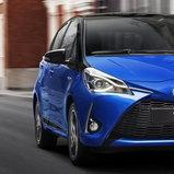 Toyota Yaris 2017 UK Spec