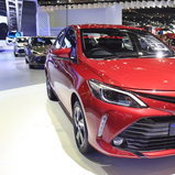 Toyota - Motorshow 2017