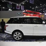 Land Rover - Motorshow 2017