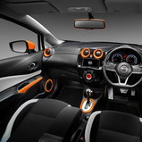 Nissan Note Personalization