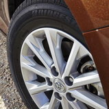 Toyota Camry Minorchange