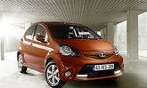 2012 Toyota Aygo ..ซิตี้คาร์ตัวจิ๋ว ปรับอีกทีรับปีใหม่