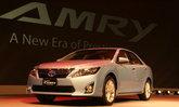 Toyota  เปิดตัว  Allnew Toyota Camry  ใหม่ เปรยขายปีนี้ทะลวง 17,000 คัน