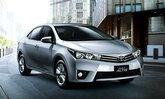 Toyota Corolla Altis 2014 ใหม่ เปิดตัวแล้วที่ไต้หวัน