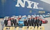 Suzuki Celerio ส่งออกไกลถึงตลาดยุโรป ภายใต้มาตรฐานการผลิตไทย