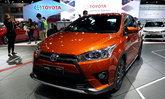 Toyota Yaris TRD Sportivo เปิดตัวแล้วที่มอเตอร์โชว์ 2016 เคาะ 6.49 แสนบาท