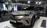 จัดเต็ม! 2016 Toyota C-HR โฉมจำหน่ายจริงพร้อมเครื่องยนต์เทอร์โบ 1.2 ลิตร