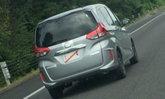 ภาพหลุด Honda Freed เจเนอเรชั่นใหม่ สวยลงตัวยิ่งขึ้น