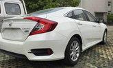 2016 Honda Civic เครื่องยนต์ 1.0 ลิตรเทอร์โบเตรียมเปิดตัวในจีน