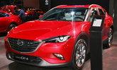Mazda CX-4 ขึ้นแท่นรถดีไซน์ยอดเยี่ยมในจีนปี 2017