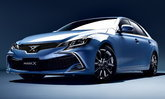 2017 Toyota Mark X ไมเนอร์เชนจ์ใหม่ เคาะเริ่ม 8.49 แสนบาทที่ญี่ปุ่น