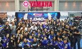 ยามาฮ่า ยอดทะลุ 1,040 คัน ทะลุหลักพัน 2 ปีซ้อนในงาน Motor Expo