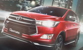 2017 Toyota Innova Venturer ใหม่ โฉมอินโด-สปอร์ตกว่าไทย