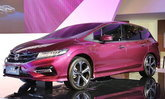 2017 Honda Jade ไมเนอร์เชนจ์ใหม่ เผยโฉมที่งานกวางโจวมอเตอร์โชว์