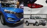 10 รถเด่นเปิดตัวใหม่ที่งานมอเตอร์เอ็กซ์โป 2016 (Motor Expo 2016)