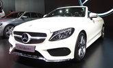Mercedes-Benz C250 Coupe รุ่นประกอบไทยเริ่ม 3.24 ล้านบาท