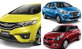 เงินเดือน 15,000 บาท ซื้อรถยนต์รุ่นไหนได้บ้าง?