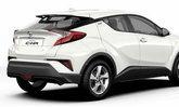 หลุด Toyota C-HR 2017 เวอร์ชั่นจีนพร้อมขุมพลังเทอร์โบ 1.2 ลิตร