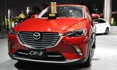 Mazda CX-3 ขึ้นแท่นรถยนต์เยี่ยมแห่งปีในไทยประจำปี 2559