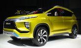 Mitsubishi XM เวอร์ชั่นขายจริงเตรียมเปิดเปิดตัวที่อินโดนีเซียกลางปีนี้