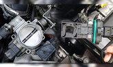 ล้างลิ้นปีกผีเสื้อ-แอร์โฟร์ เครื่องนิ่งไม่กินน้ำมัน