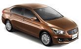 ราคารถใหม่ Suzuki ในตลาดรถยนต์ประจำเดือนกรกฎาคม 2560