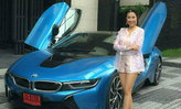 เอิ๊ก-พรหมพร ยูวะเวส BMW I8 ซื้อรถแพงที่สุด เพื่อสิ่งที่ดีที่สุดให้ตัวเอง