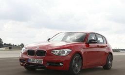 BMW  พร้อมลุย  BMW Series 1 1.5 3  สูบ