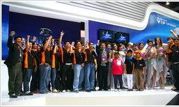 H-1 Club เยือนบู๊ธฮุนไดในงาน Motor Expo 2010