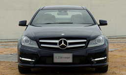 Mercedes Benz C-Class C250 Coupe edition ..เปิดเวอร์ชั่นสปอร์ตให้จับจองกันอีกครั้ง
