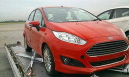 เปรียบเทียบกันจะๆ Ford Fiesta 2014 ที่จะเข้าไทยปลายปีนี้