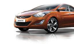 เตรียมคลอด Hyundai Elantra ไมเนอร์เชนจ์
