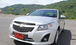 Chevrolet Cruze 1.8 LTZ Model Year 2013  ปรับใหม่ยอดเยี่ยมกว่าเดิม!