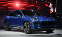 'Porsche Macan' เอสยูวีรุ่นเล็ก เปิดตัวแล้วที่สหรัฐอเมริกา