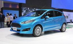 Ford Fiesta 1.0 EcoBoost ราคาเดียว 7.79 แสน