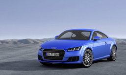 Audi TT 2015 โฉมใหม่ล่าสุดเปิดตัวแล้ว