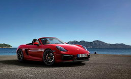 Porsche Cayman GT4 ตัวแรงหรูระดับพระกาฬ