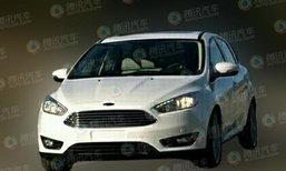 หลุด! Ford Focus โฉมไมเนอร์เชนจ์ล่าสุดก่อนใคร