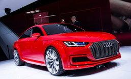 Audi TT Sportback ตัวถัง 5 ประตูใหม่ล่าสุด เปิดตัวแล้วที่ปารีส